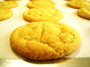 Lemon Tea Cookie