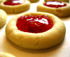 Strawberry Shortbread